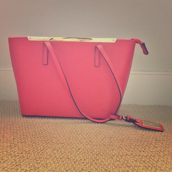 194cac2fa3d Aldo Handbags - ALDO Cherry Red Purse   Tote Bag - Brand New